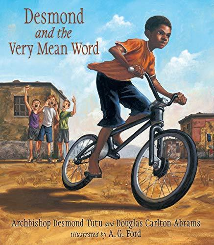 Desmond and the Very Mean Word book