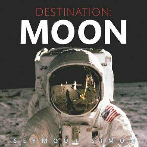 Destination: Moon book