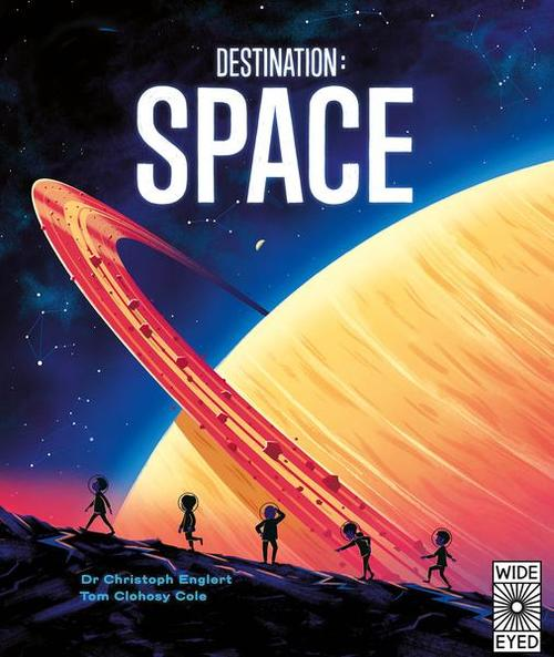 Destination: Space book