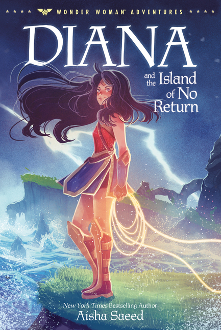 Diana and the Island of No Return book
