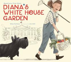 Diana's White House Garden book