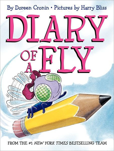 Diary of a Fly book