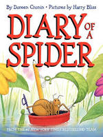Diary of a Spider book