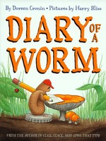 Diary of a Worm book