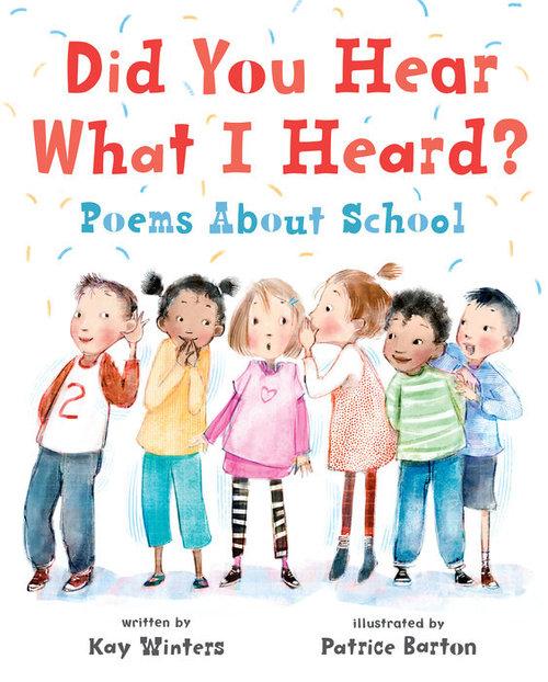 Did You Hear What I Heard? book