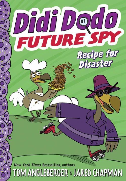 Didi Dodo, Future Spy book