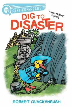 Dig to Disaster: A Miss Mallard Mystery book