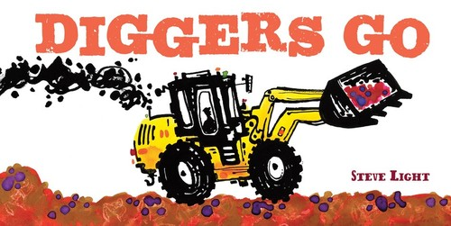 Diggers Go book