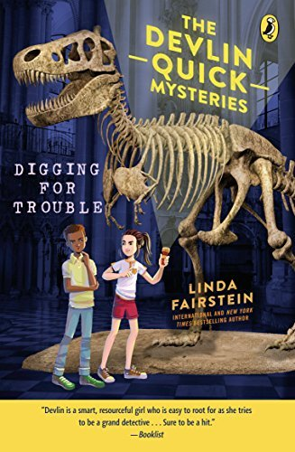 Digging for Trouble book