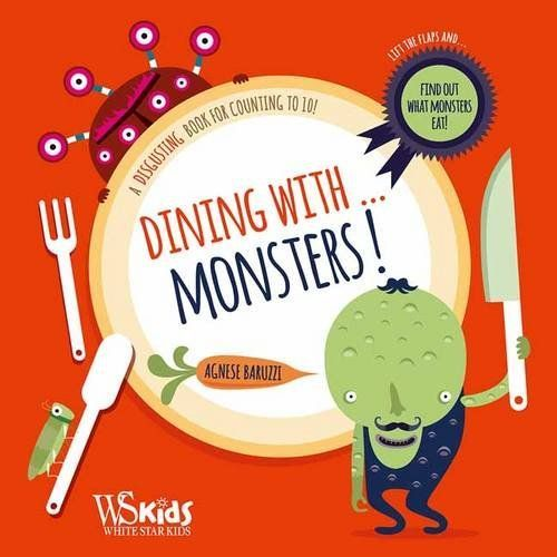 Dining With... Monsters! book