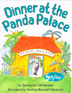 Dinner at the Panda Palace book