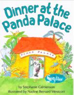 Dinner at the Panda Palace book