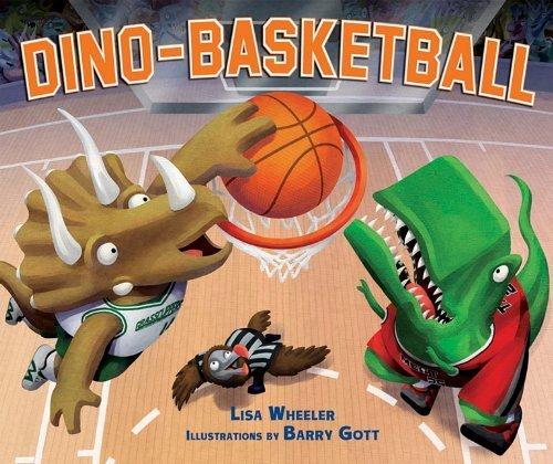 Dino-Basketball book