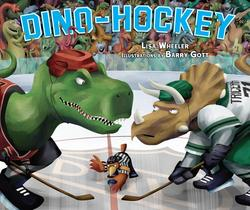 Dino-Hockey book