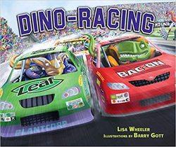 Dino-Racing book