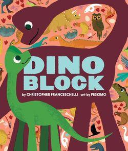 Dinoblock book