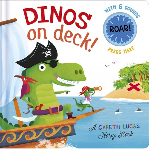 Dinos on Deck! book