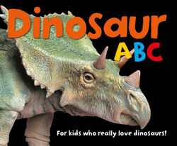 Dinosaur ABC book