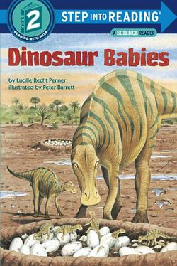 Dinosaur Babies book