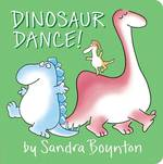 Dinosaur Dance! book