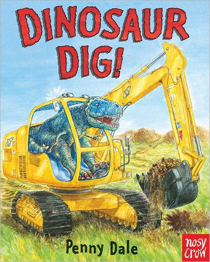 Dinosaur Dig! book