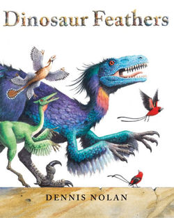 Dinosaur Feathers book