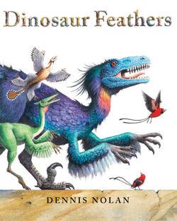 Dinosaur Feathers book