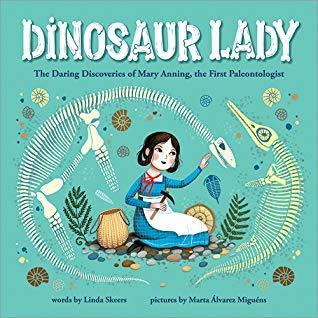 Dinosaur Lady book