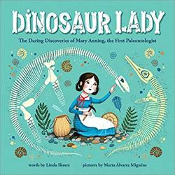 Dinosaur Lady book