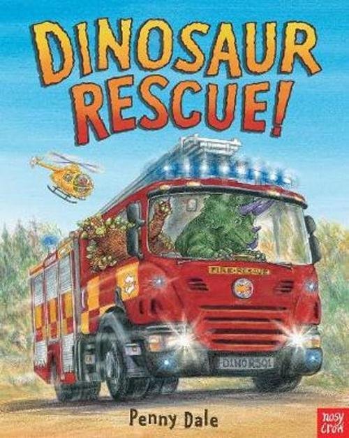 Dinosaur Rescue! book