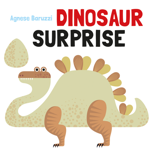 Dinosaur Surprise book