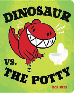 Dinosaur vs. the Potty book