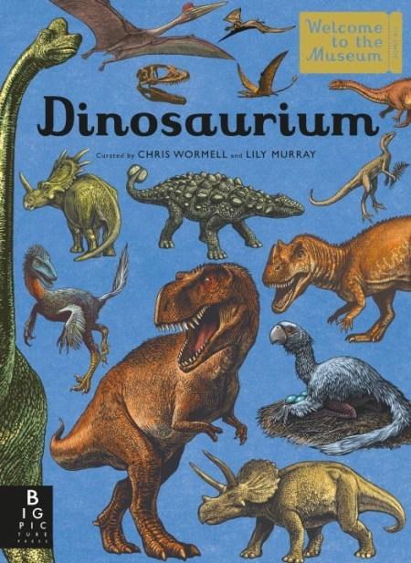 Dinosaurium book