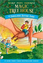 Dinosaurs Before Dark (Magic Tree House No. 1) book