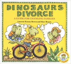 Dinosaurs Divorce! book