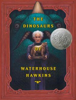 Dinosaurs of Waterhouse Hawkins book