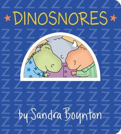 Dinosnores book