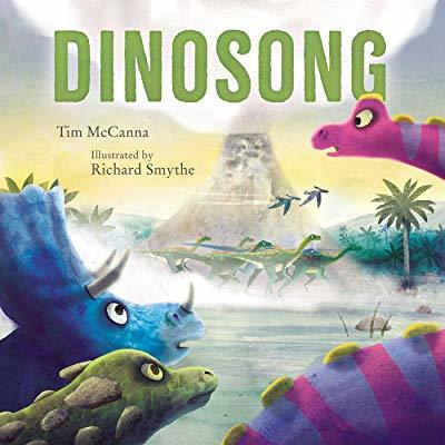 Dinosong book