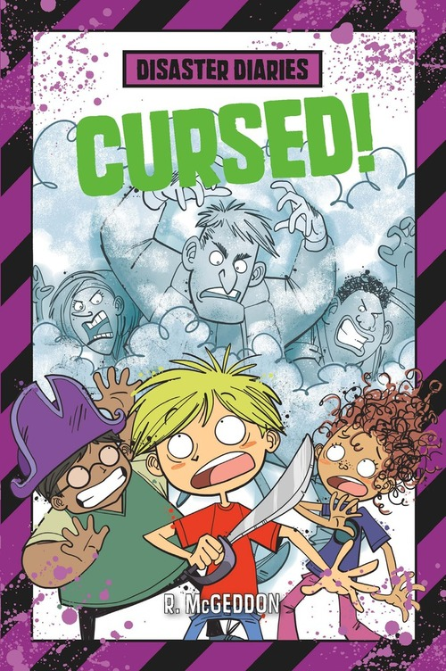 Disaster Diaries: Cursed! book