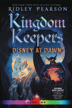 Disney at Dawn book