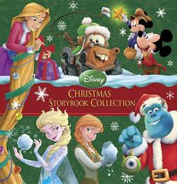 Disney Christmas Storybook Collection book