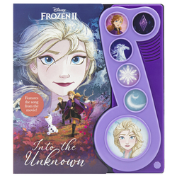 Disney Frozen 2: Into the Unknown book