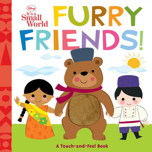 Disney It's A Small World: Furry Friends book