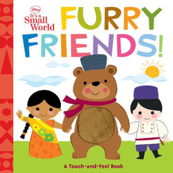 Disney It's A Small World: Furry Friends book