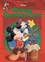 Disney Mickey's Christmas Carol book