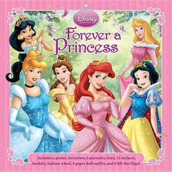 Disney Princess: Forever a Princess book