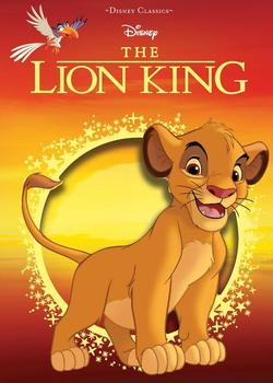 Disney: The Lion King book