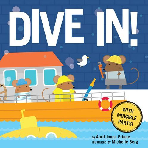 Dive In! book