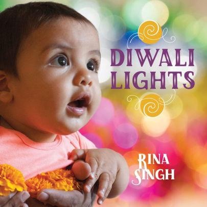 Diwali Lights book