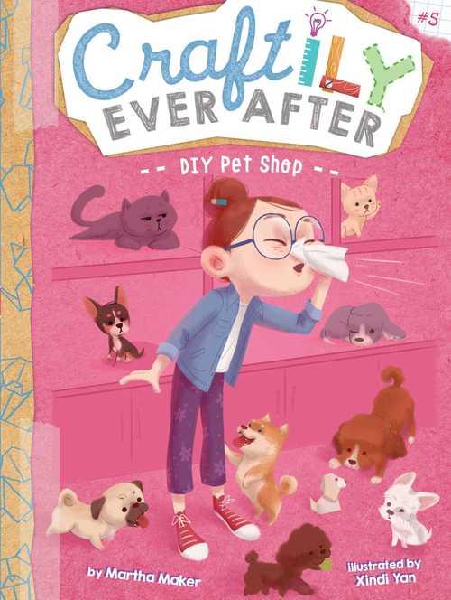 DIY Pet Shop book